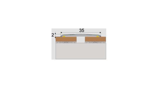 Listwa A08